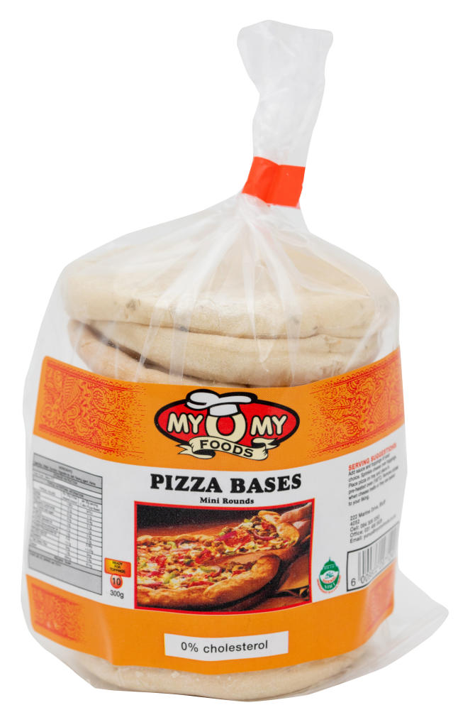 Pizza Bases - Mini Rounds